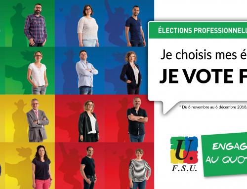CTA Aix-Marseille : Vos candidat-es FSU