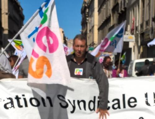 Grève dans la Fonction Publique Mardi 22 mai