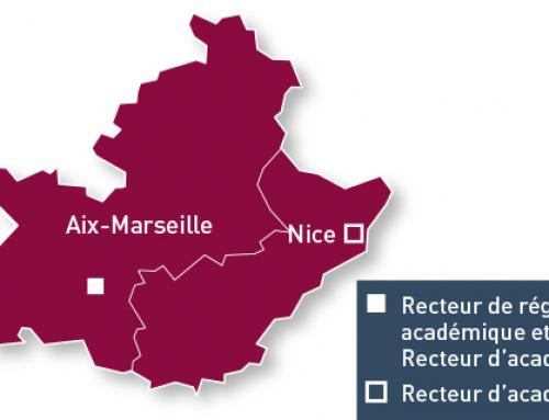 La fusion des académies de Nice et Aix annulée